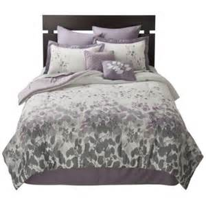 anya 8 floral print bedding set gray yellow westwood 8 bedding set purple for purple and grey