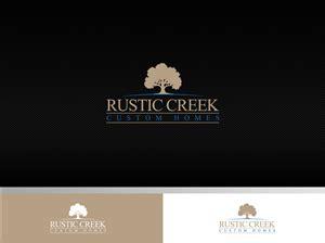designcrowd minimum budget 62 elegant playful home builder logo designs for rustic