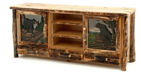 rustic log cabin furniture rustic other metro by