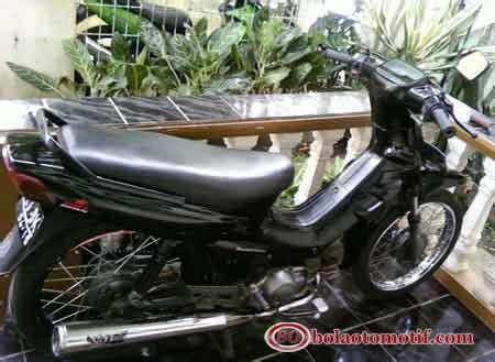 Handel Yamaha Jupiter modif yamaha crypton 1997 1999 menjadi motor trail bolaotomotif