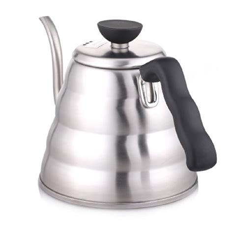 Hario Buono V60 Drip Kettle 12l Vkb 120hsv Rtdmal 1000315 hario vkb 120hsv v60 buono bollitore per caff 232 americano