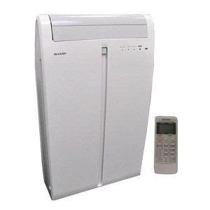Ac Sharp Plasmacluster portable air conditioner reviews portable air conditioner