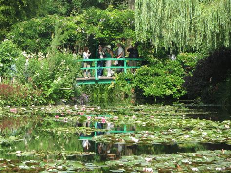 claude monet garten claude monet s garden in giverny between you and me