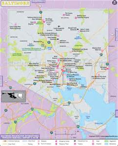 usa map baltimore md maps update 21051488 baltimore tourist attractions map