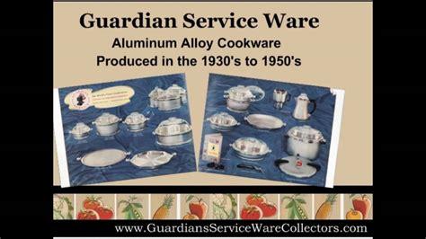 Guardian Services Guardian Service Ware Vintage Aluminum Cookware Sales