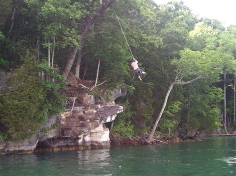 rope swing lake rope swings it s the good stuff pinterest