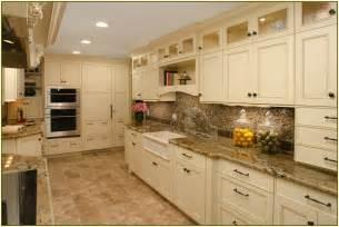 kitchens with granite countertops white cabinets granite tile countertops white cabinets home design ideas