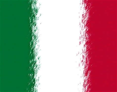 Italy Flag Backgrounds For Powerpoint Templates Italian Powerpoint Template