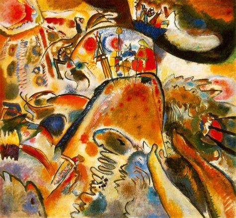 biography kandinsky artist wassily kandinskys art