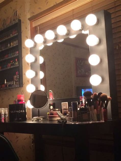 mirror lights bedroom best 25 diy vanity mirror ideas on diy makeup