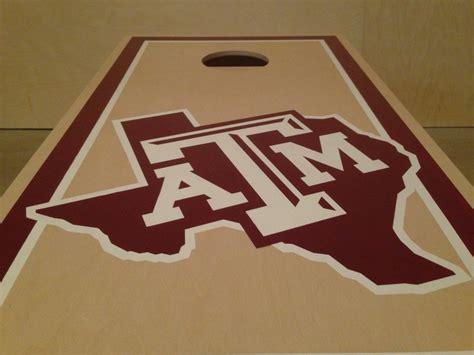 texas  cornhole set  lance  lumberjockscom