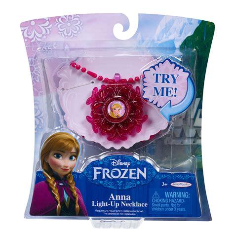light necklace disney frozen light up necklace assorted disney frozen prima toys