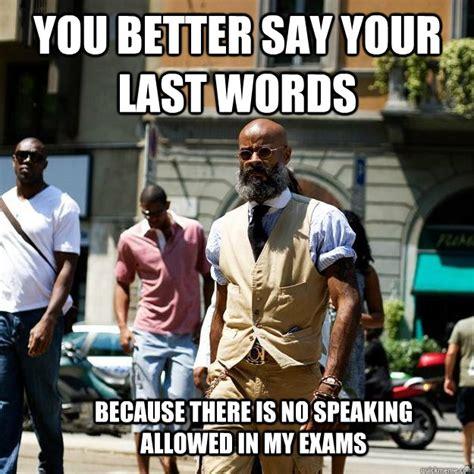Badass Guy Meme - professor badass memes quickmeme