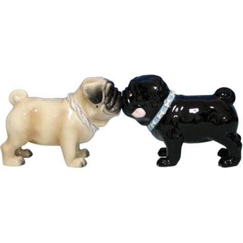 pug salt and pepper pug puppy dogs doggie salt and pepper shaker ebay