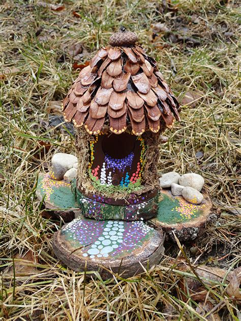 how to build a gnome house how to make a fairy house www imgkid com the image kid has it