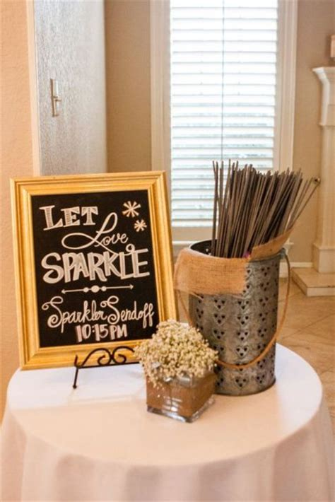 Ol Sparkler  Ee  Wedding Ee   De R Ideas Weddingomania
