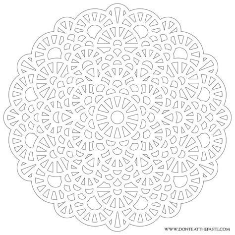 challenging mandala coloring pages difficult level mandala coloring pages large transparent