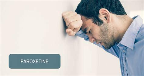 Paxil Detox Symptoms by I Am Developing Withdrawal Symptoms Of Paroxetine