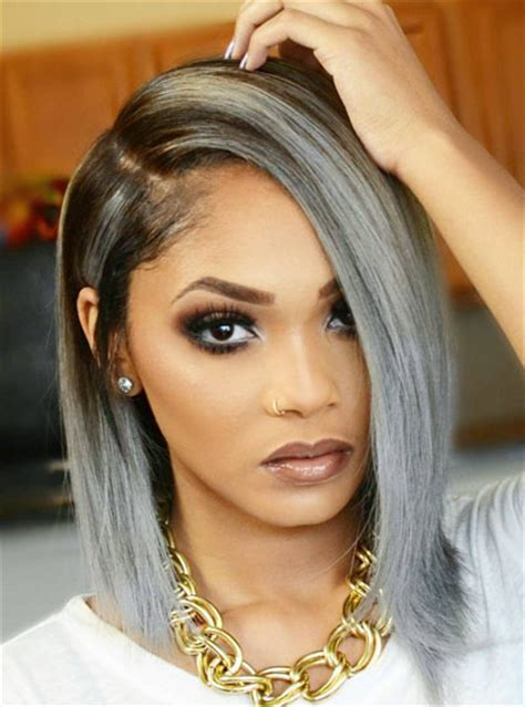 2 tone hair color styles for black women 2017 hair color ideas for black women haircuts and