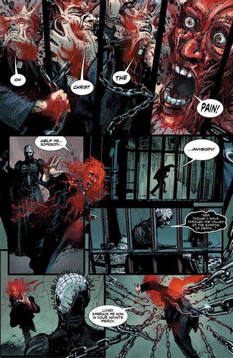 clive barker s hellraiser omnibus vol 1 books we such sights to show you in this preview of boom s