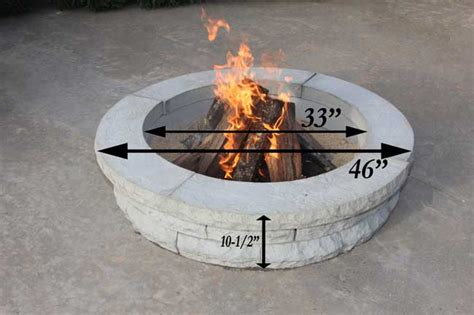 concrete fire pit concrete steps product categories