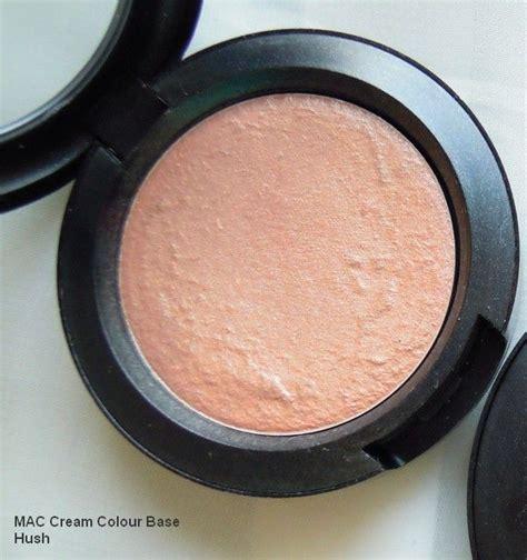 Mac Eyeshadow Hush mac colour base in hush reviews photos ingredients
