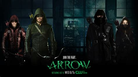 arrow tv series cast wallpaper
