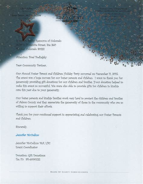 Thank You Letter For To Human Resources About Irroc Irroc Investors Realty Resource Of Colorado