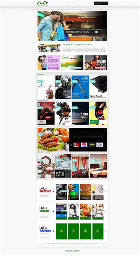 job vacancy lulu hypermarket dubai dubai classifieds responsive user interface lulu hypermarket dubai on behance