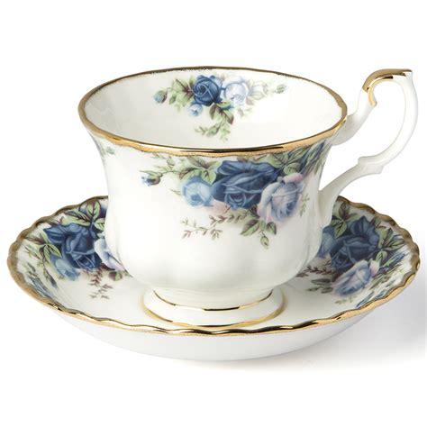 royal albert royal albert moonlight teacup saucer set