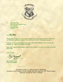 Harry Potter Letter Of Acceptance Font Pin Harry Potter Acceptance Letter Print Out On