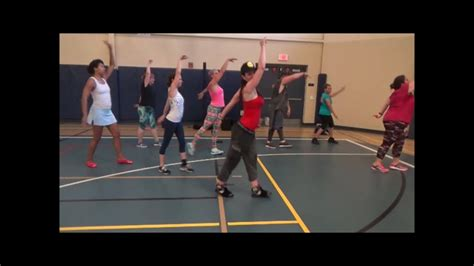 banana boat song dance banana boat cha cha cool down song for zumba dance fitness