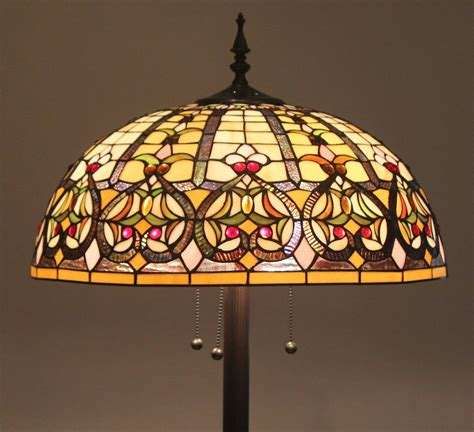 Stained Glass Floor L Stained Glass Floor Ls Lighting And Ceiling Fans