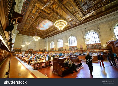 new york public library reading room shuttered for six new york city may 7 rose main reading room wide angle