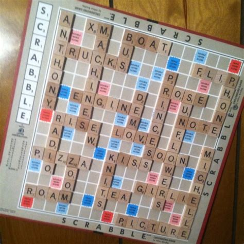 is ca a word in scrabble the only word that connects his words to words is