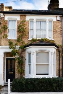 terraced house exterior renovation before after design ideas houseandgarden co uk
