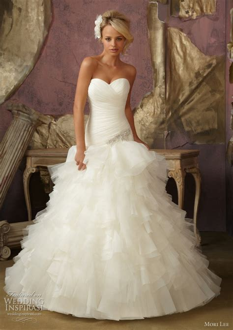 mori wedding dresses 2012 wedding inspirasi page 2