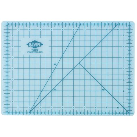 Drafting Mat by Alvin Translucent Cutting Mats