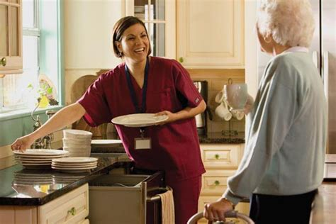 home care agency senior care in home health care