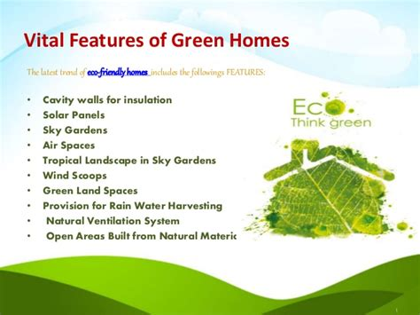 7 eco friendly green home design and features with pictures environmentally friendly house features home design