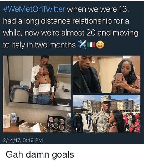 Long Distance Relationship Meme - 25 best memes about long distance relationship long