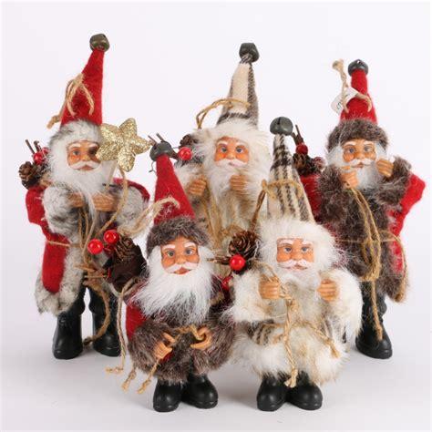 candy bag tree ornaments xmas decor santa claus christmas