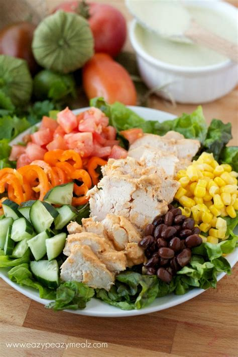 Http Www Aspicyperspective Southwest Chicken Detox Soup 2 by Best 25 Southwest Chicken Salads Ideas On