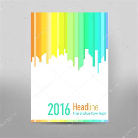 catalog covers modern cover annual report brochure business brochure