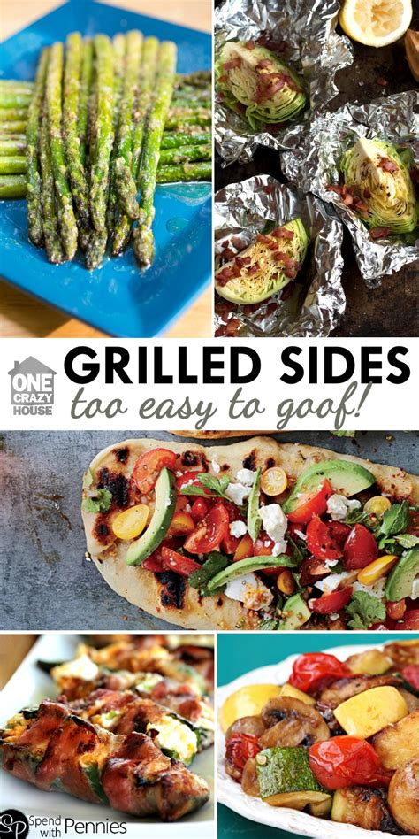 13 simple sides on the grill to make your backyard bbq the