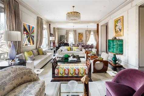 the living room york frank lloyd wright s plaza suite returns asking just 26m curbed ny