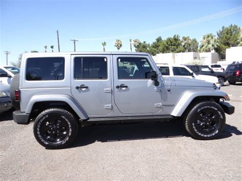 Jeep Unlimited Altitude 2015 Jeep Wrangler Unlimited Altitude For Sale Stock