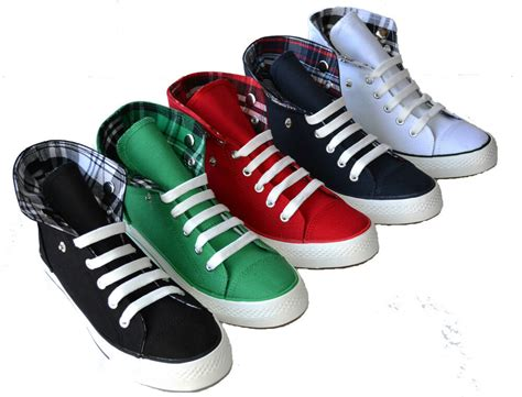 jeep women girl high top canvas sneakers lace  fashion