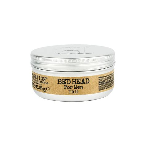 bed head matte separation wax tigi bed head for men matte separation workable wax 85g ebay