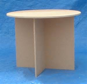 Draped Table Drapetables Com Circular Designer Wood Drape Table Round